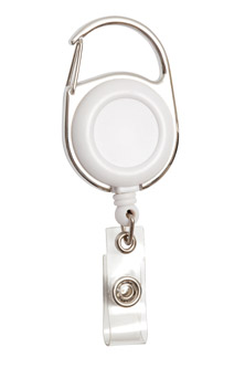 Carabiner Badge Reel