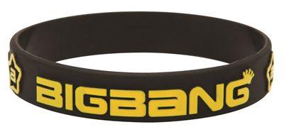 Embossed Wristband With Color