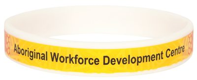 Full Color Printed Wristband